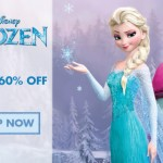 Disney Frozen Sale Hurry Up to 60% Off