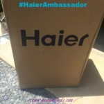 Pay It Forward Help: Thanks to Haier #HaierAmbassador