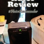 Haier Portable Air Conditioner Review #HaierAmbassador