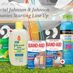 Stay healthy this summer with Johnson and Johnson Healthy Essentials + Walmart Giftcard Giveaway!