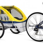 Schwinn Echo Double Bike Trailer Only $139.99 Shipped!