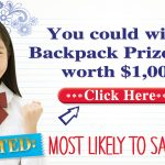 Valpak Back to School Giveaway Win $1000 Prize Pak  #Back2School