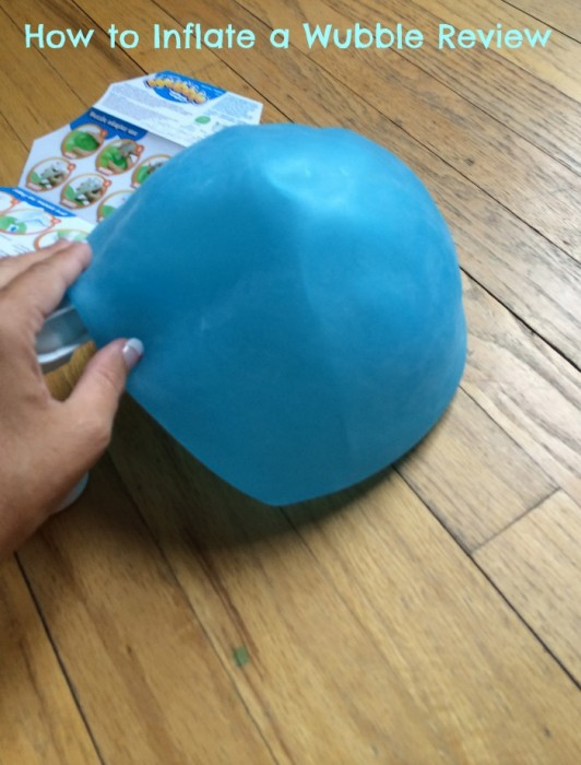 wubble inflation