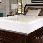 Comforpedic Loft by Beautyrest 2″ Memory Foam Mattress Topper