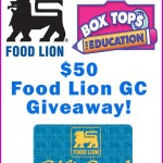 Food Lion Supports Box® Tops for Education