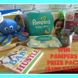 pampers prize
