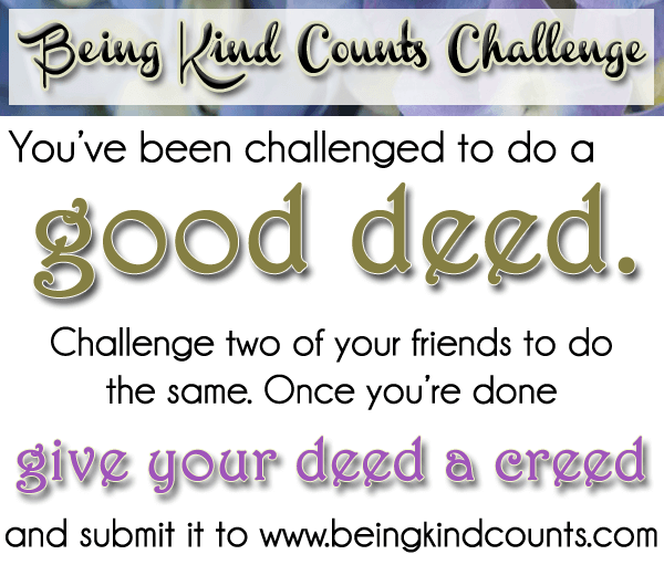 beingKindCountsChallenge5a
