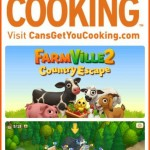 Cans Get You Cooking is on FarmVille 2: Country Escape #CansGetYouCooking