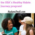 Keeping my little girl healthy with Girl Scouts of the USA's Healthy Habits Journey program