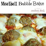 Baked Meatball Bubble Biscuits Recipe