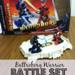 Battroborg Warrior Battle Set Review