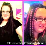 Share your hair transformation and enter to win great prizes from TRESemme