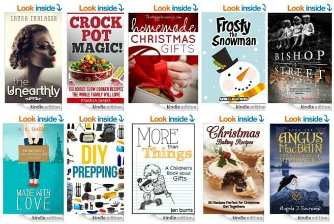 10 Free Kindle Books 11-21-14