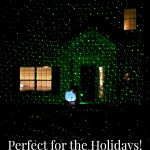 BlissLights Spright Green, perfect for holiday decorating! {Review}