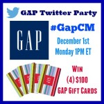 RSVP: GAP Twitter Party