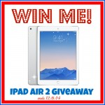 iPad Air 2 Giveaway!