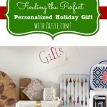 Finding the Perfect Personalized Holiday Gift with Zazzle.com!