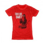 "Taylor Swift ""Red"" T-shirt Giveaway"