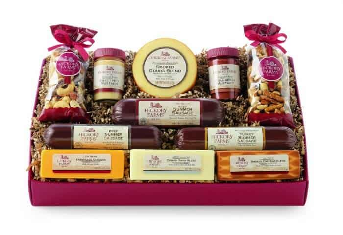 Holiday Family Traditions Made More Special with Hickory Farms
