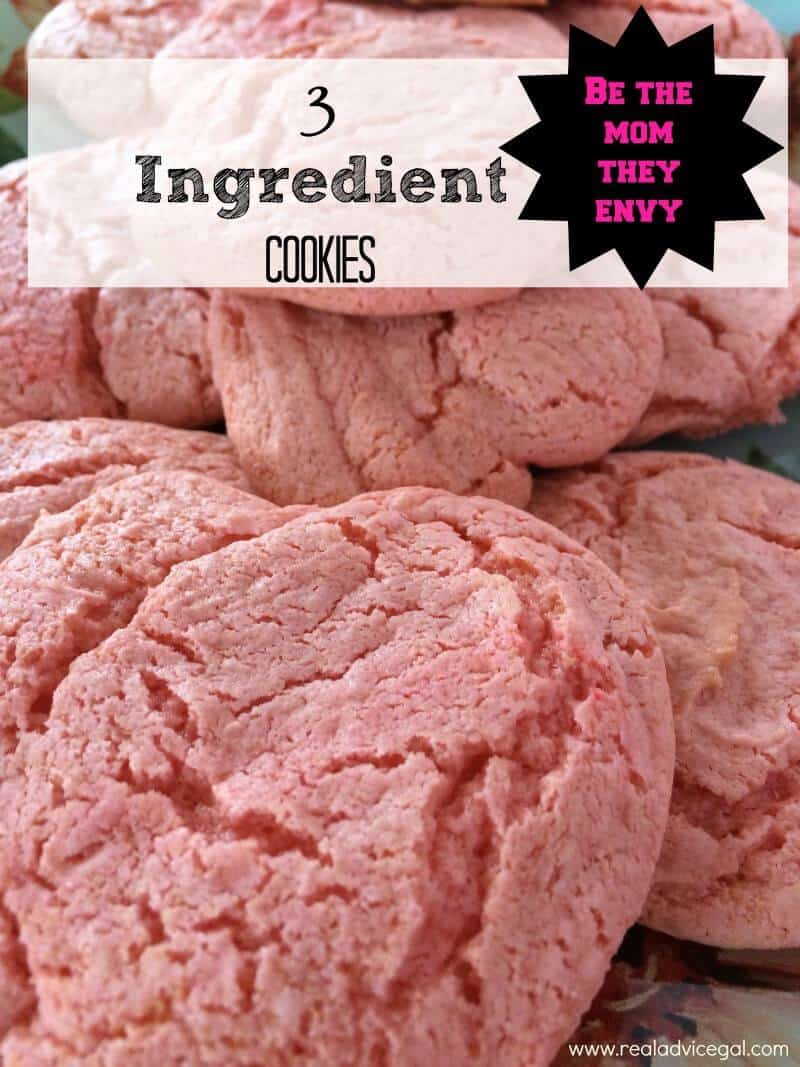 Cake Mix Cookies Recipes Easy Simple