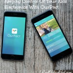 Keeping Control Of Your Kids Electronics With OurPact