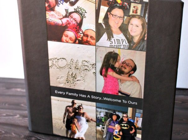 Montage Photo Book