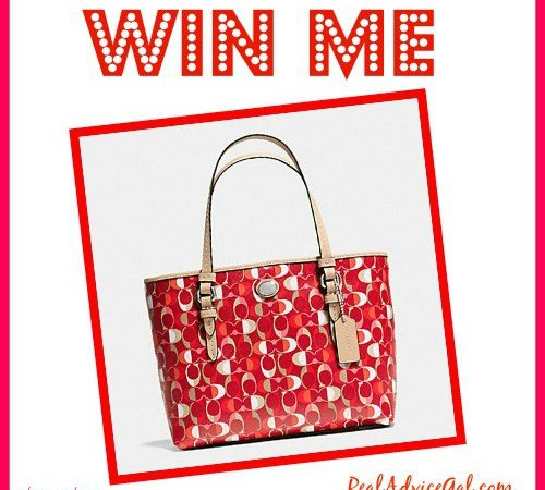 Coach Purse Giveaway!