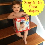Huggies® Snug & Dry Ultra Diapers Review