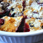 Weight Watchers Mixed Berry Cobbler Cake Recipe