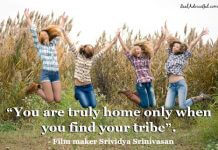 Find out why Karla encourage us to find our own tribe