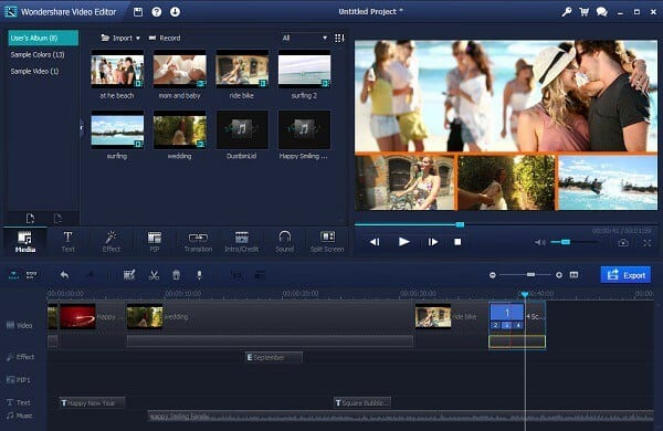 video editing software review