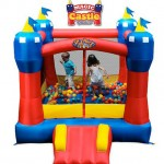 Bounce and Win with this great Bounce Castle Giveaway!