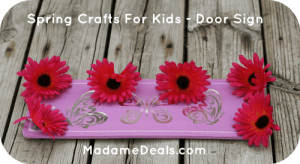 Spring crafts for kids 2