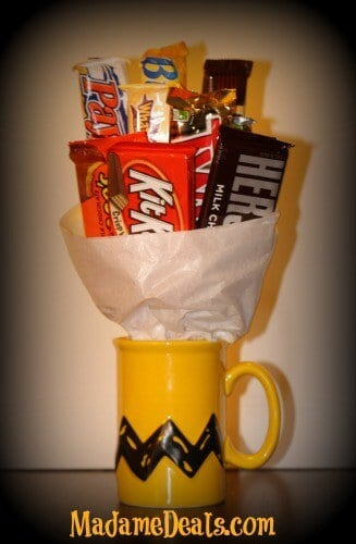 Candy Bouquet 1
