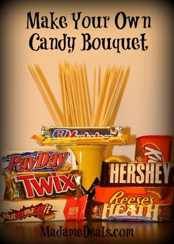 Candy Bouquet 2