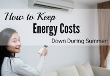 How to Keep Energy Costs Down During the Summer