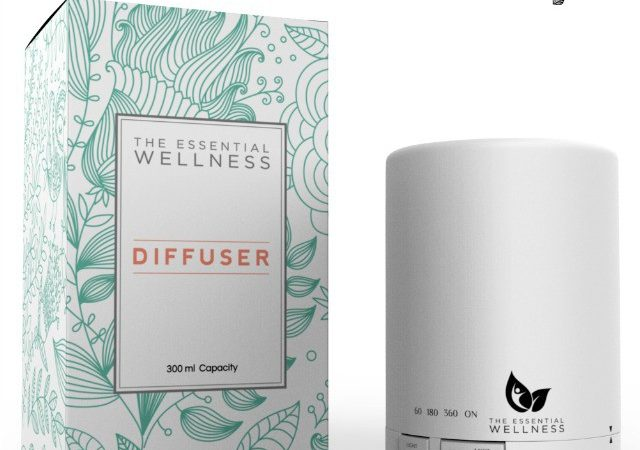 The Essential Wellness difuser