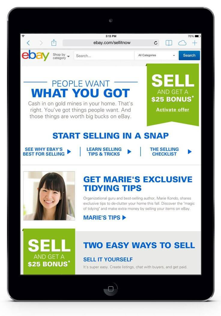 how to become an ebay valet