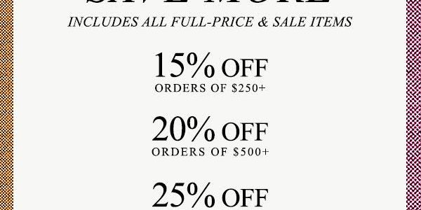 SHOPBOP Coupon Codes – BIG SALE
