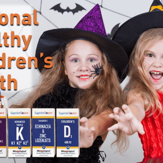 Superior Source Vitamins National Healthy Children's Month