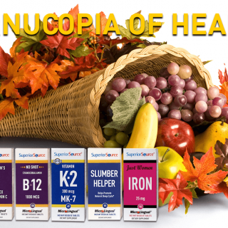 Superior Source Vitamins Cornucopia of Health