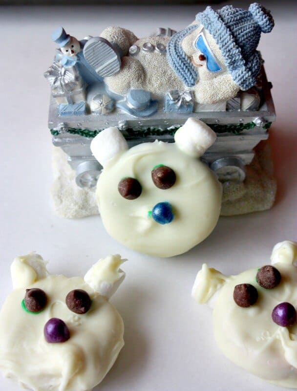 Polar Bear Cookies Norm of the North