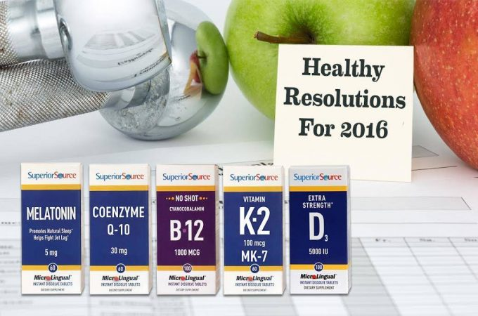 Fulfill a Happy and Healthy New Year Resolution this 2016 with Superior Source Vitamins