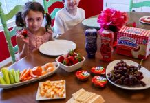 Spring Break Snackation and Stay at Home Vacation Ideas for Kids