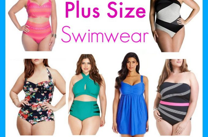 Cheap Plus Size Bathing Suits