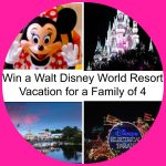 Walt Disney World Resort Family Vacation Giveaway