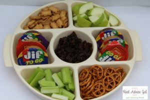 Jif To Go Snack Tray