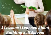 3 Lessons I Learned About Building Self Esteem as a Teacher of Special Education