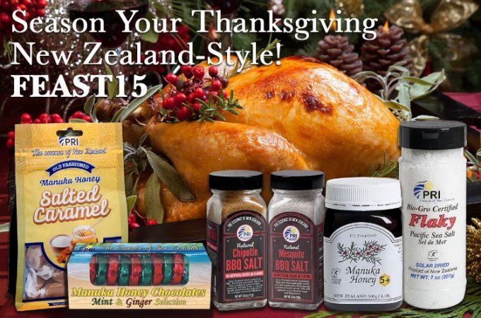Flavor Your Thanksgiving Feast