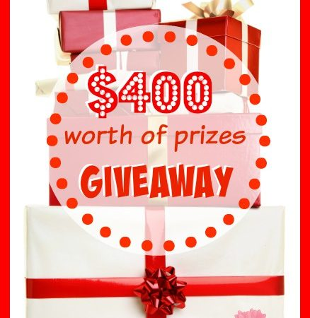 Win prizes! Join our giveaway